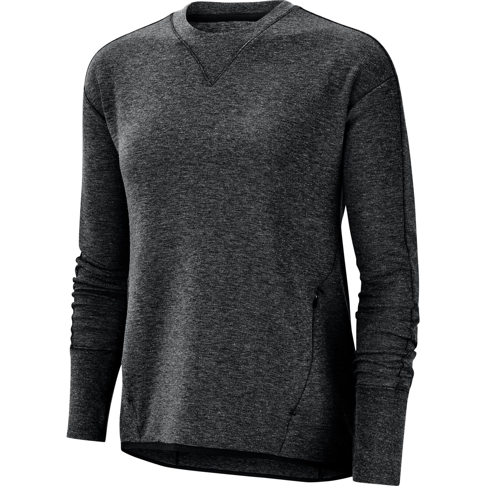 Women's Dri-FIT UV Crew Neck Long Sleeve Pullover