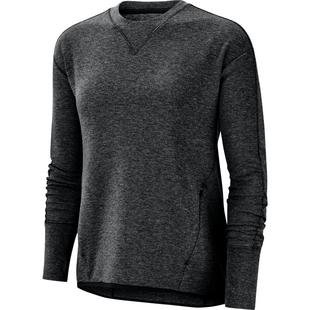 Women's Dri-FIT UV Crew Neck Long Sleeve Pullover