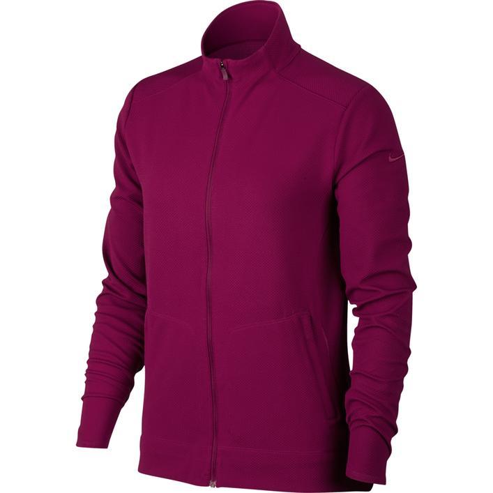 Women's Dri-FIT UV Full Zip Long Sleeve Jacket