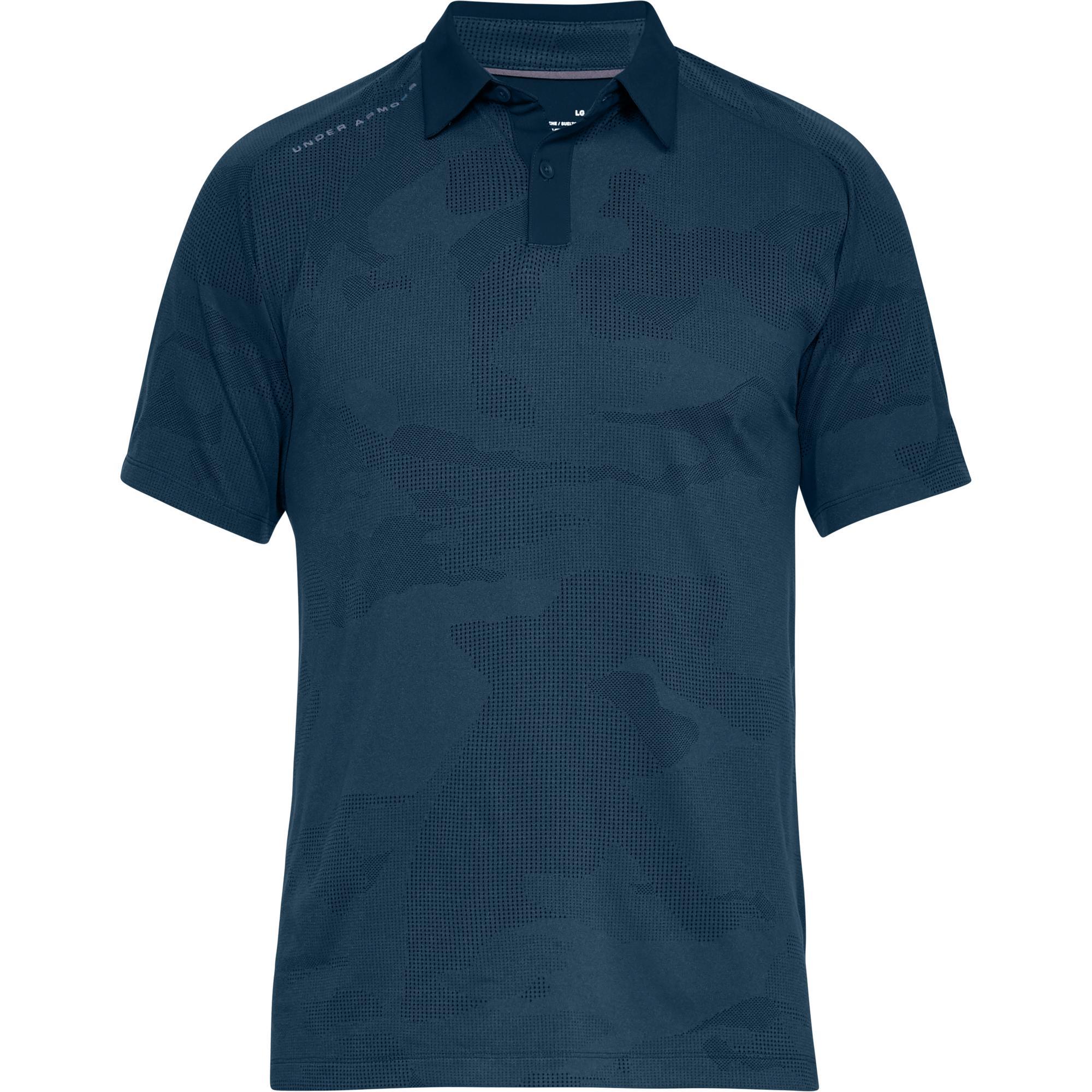 Men's Vanish Sprocket Short Sleeve Polo
