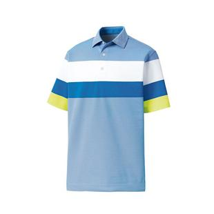 Men's Engineered Birdseye Pique Short Sleeve Shirt
