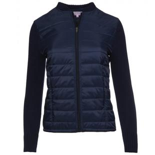 Women's Shelby Full Zip Quilted Long Sleeve Jacket