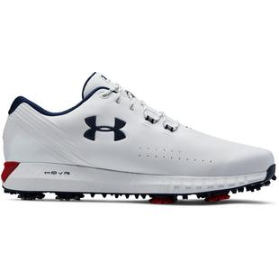 Men's HOVR Drive Spiked Golf Shoe - White