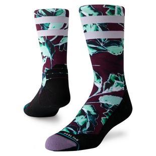 Men's Hybrid Crew Socks