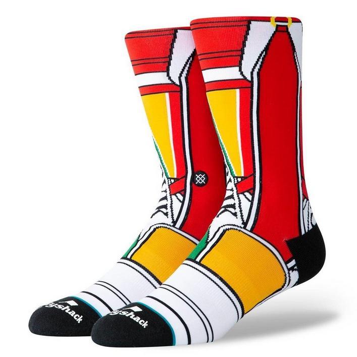 Men's Caddy Bag Crew Socks