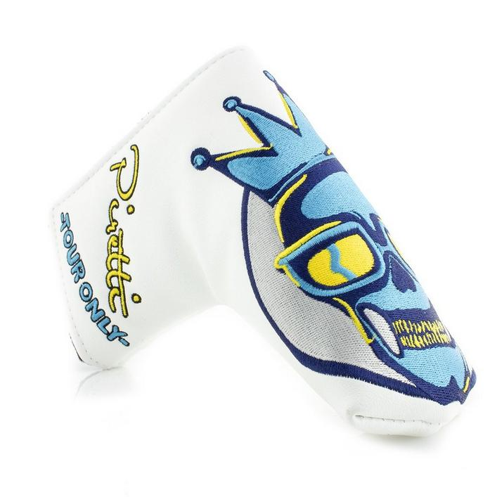 Skull King Headcover - Blade Putter