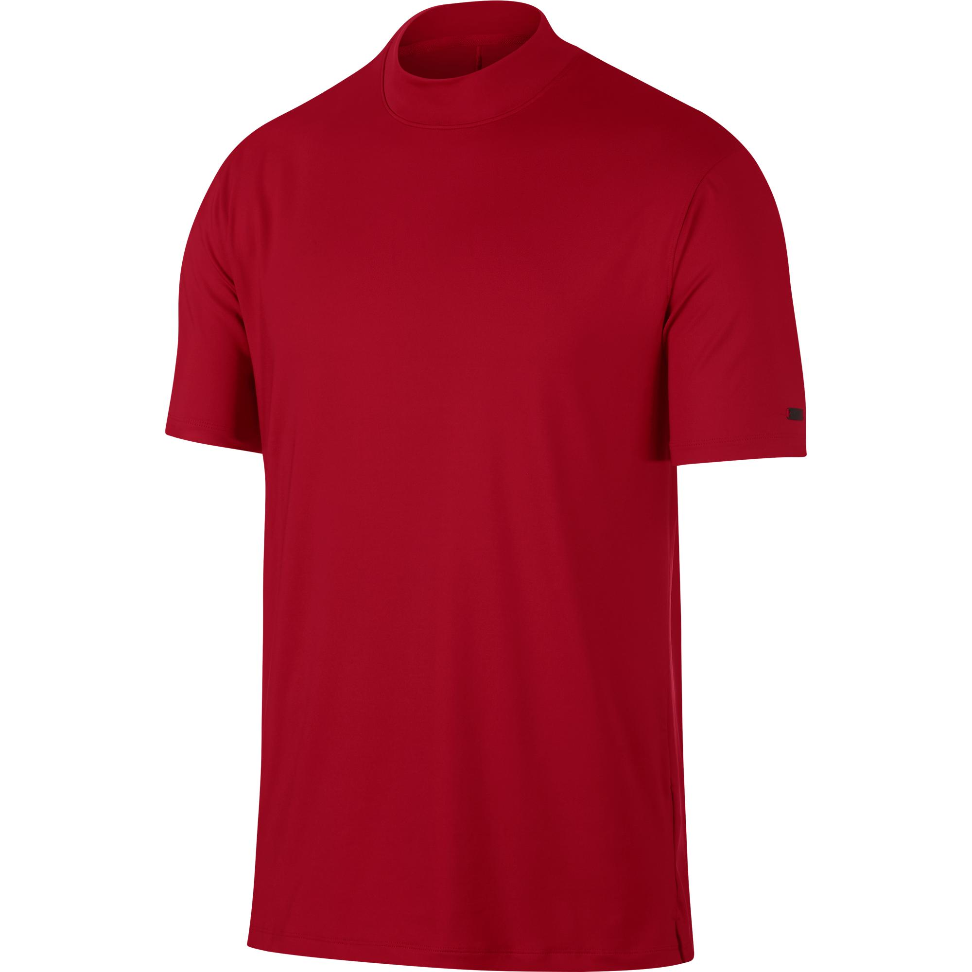 Men's Dri-FIT TW Vapor Short Sleeve Mock