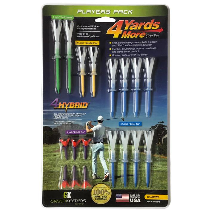 4 Yards More - 3 1/4 Inch Pack