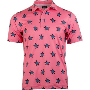 Men's Tipsy Turtle Short Sleeve Polo