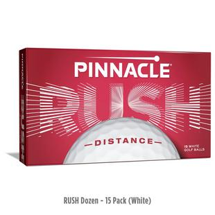 Rush Golf Balls - 15 Pack