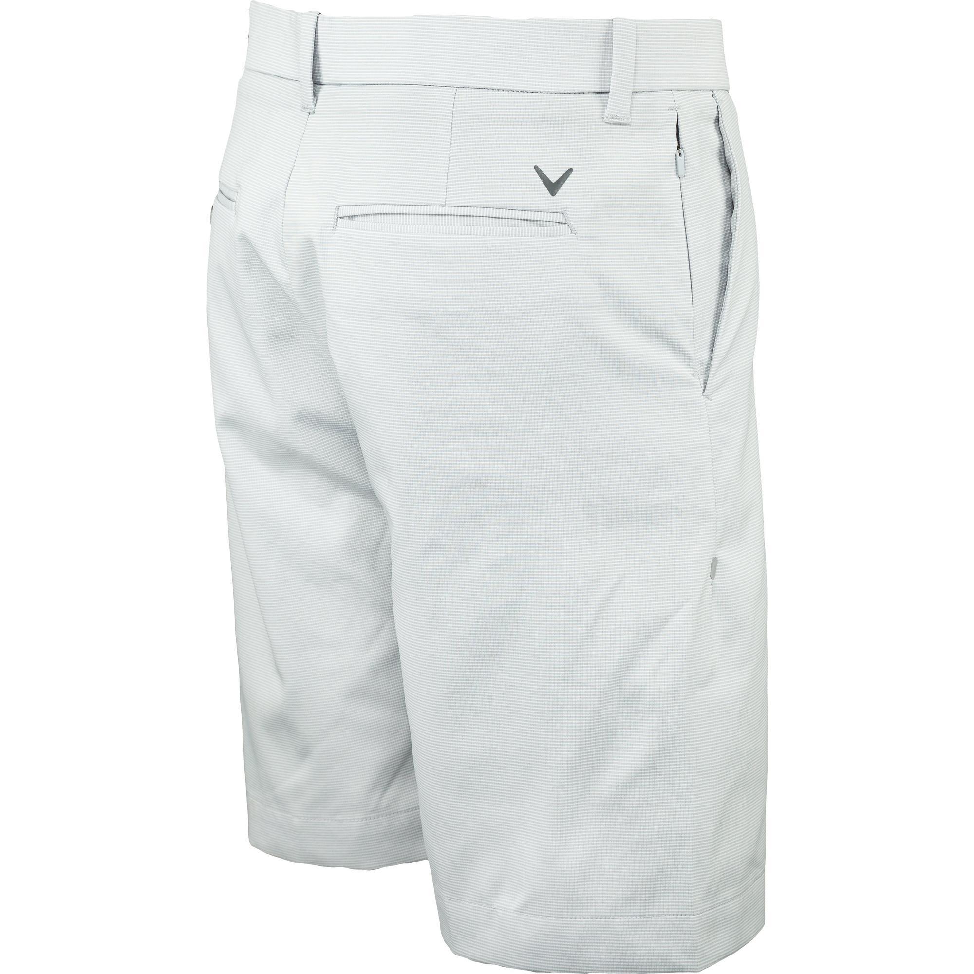 Men's Horizontal Yarn-Dyed Ergo Short