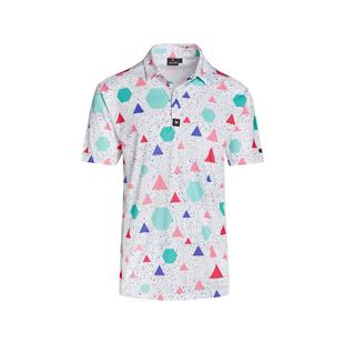 Men's Geoflow Short Sleeve Polo