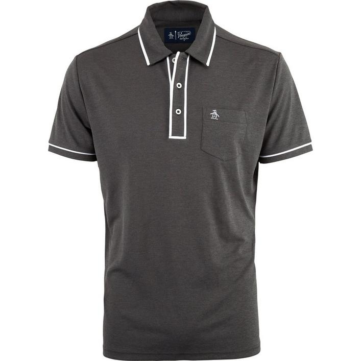 Men's Textured Earl Short Sleeve Shirt