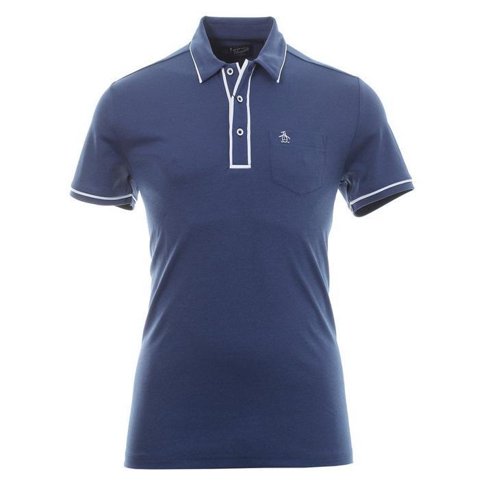 Men's Textured Earl Short Sleeve Shirt