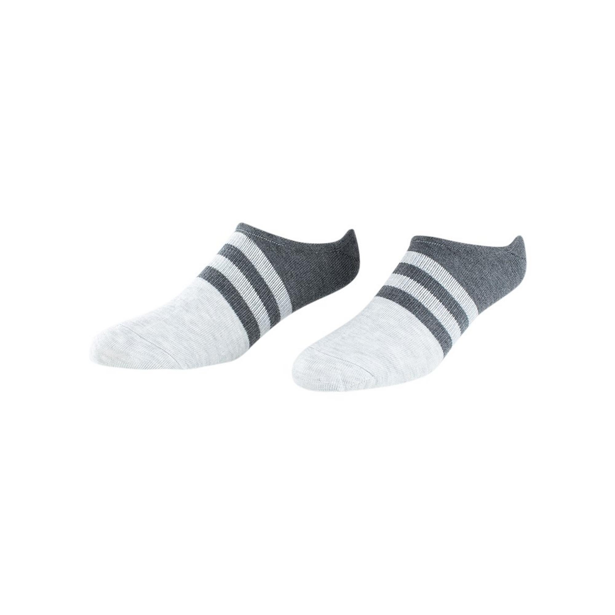 Men's Stripe Venom No Show Sock