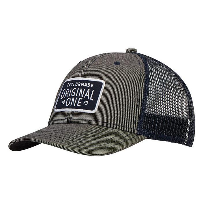 Men's LS Trucker Cap