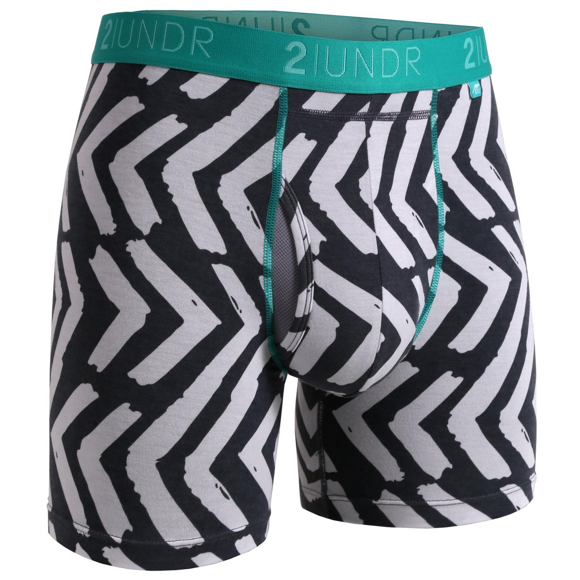 Men's Swing Shift Boxer Brief - Tiki