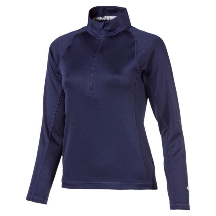 Girl's 1/4 Zip Pullover