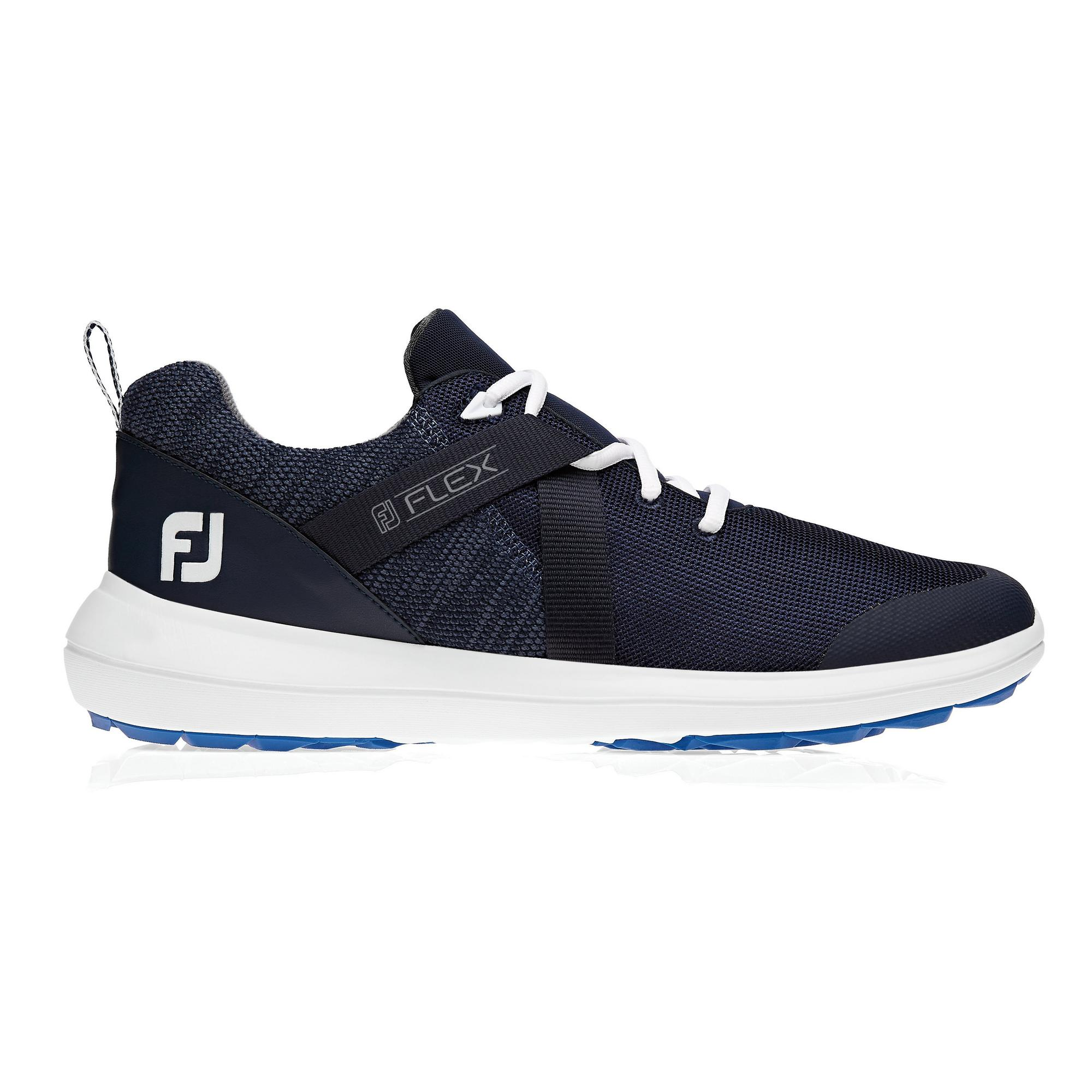 Men's Flex Spikeless Golf Shoe - Navy
