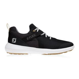 Men's Flex Spikeless Golf Shoe - Black