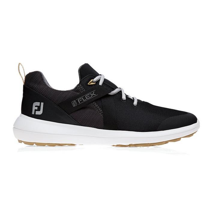 Men's Flex Spikeless Golf Shoe - Black
