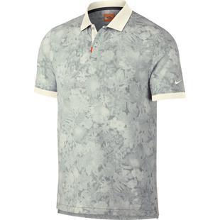 Men's Floral Short Sleeve Shirt