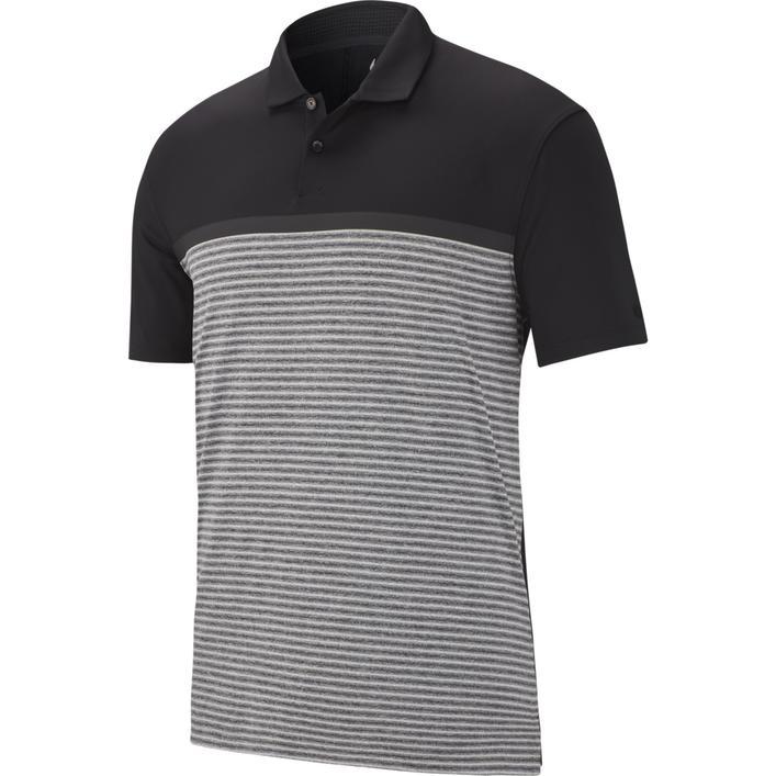 Men's TW Dri-FIT Vapor Striped Short Sleeve Shirt