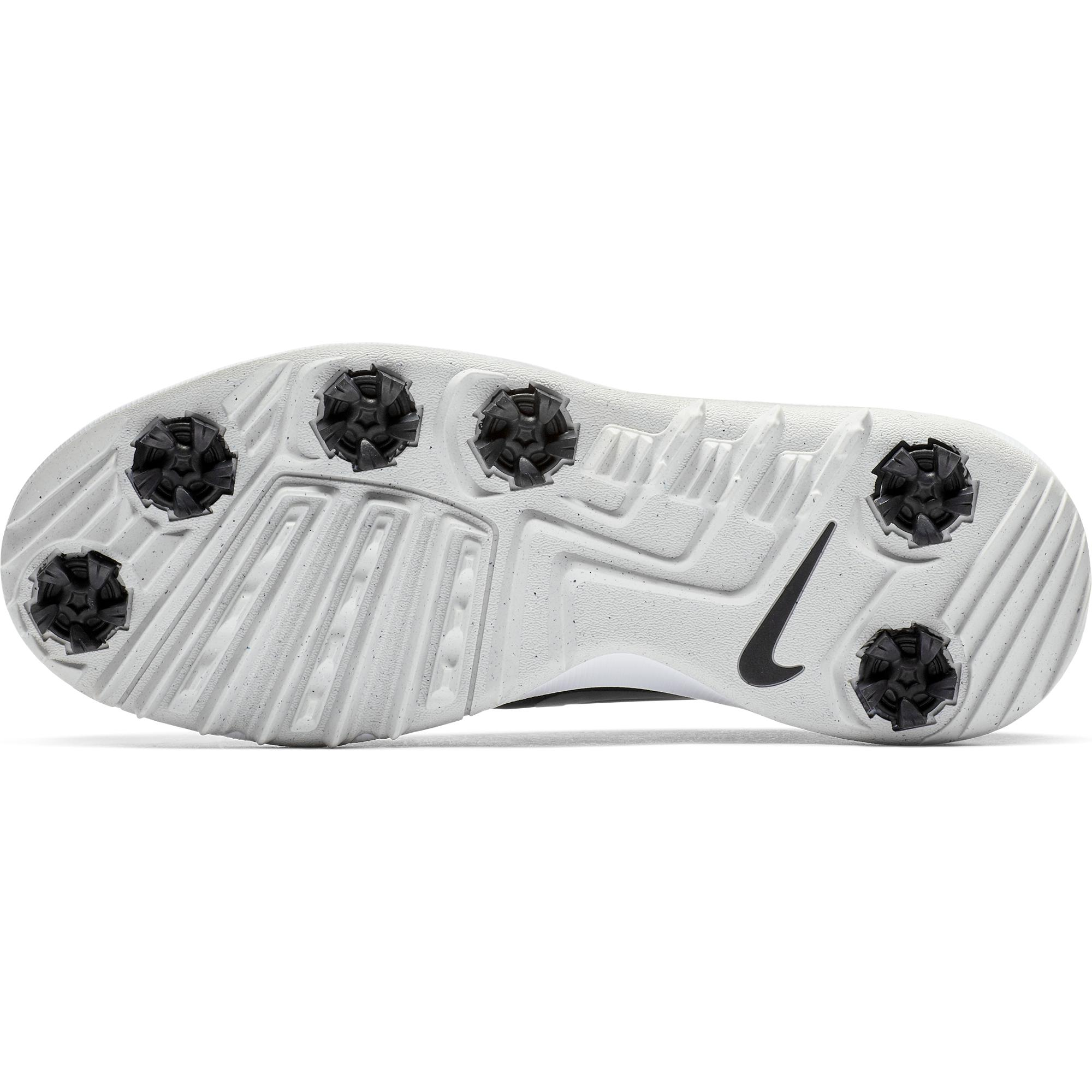 Junior Vapor Pro Spiked Golf Shoe - Black/Silver