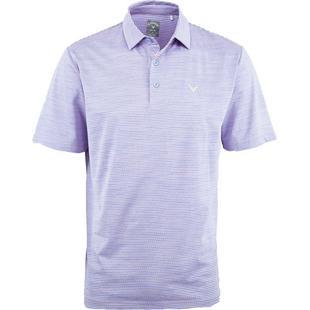 Men's Big & Tall Space-Dye Jacquard Short Sleeve Shirt