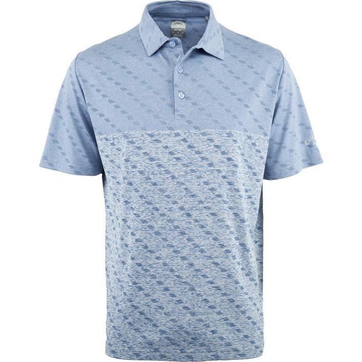 Men's Essential Jacquard Short Sleeve Shirt