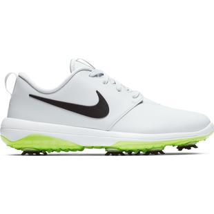 Men's Roshe G Tour Spiked Golf Shoe - Light Grey/Green