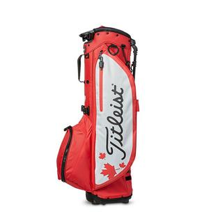 Players 4 Plus Stand Bag - Canada Edition
