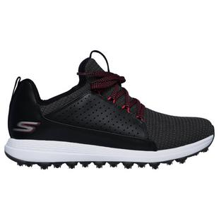 Women's Go Golf Max Mojo Spikeless Golf Shoe - Black/Pink