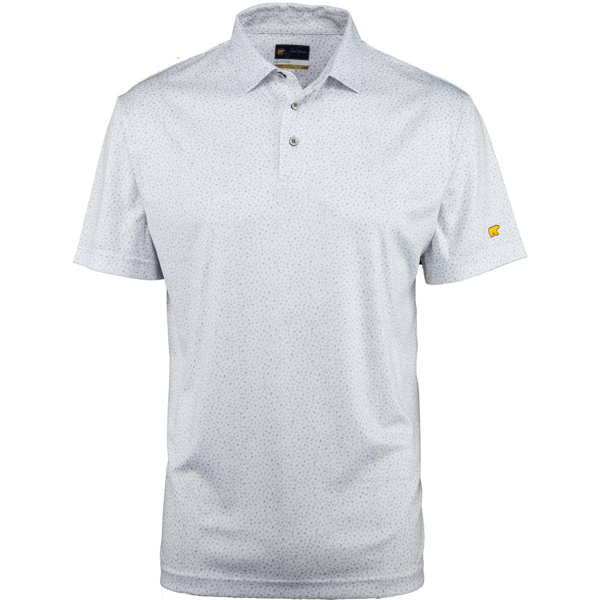 Men's Mini Paisley Short Sleeve Shirt