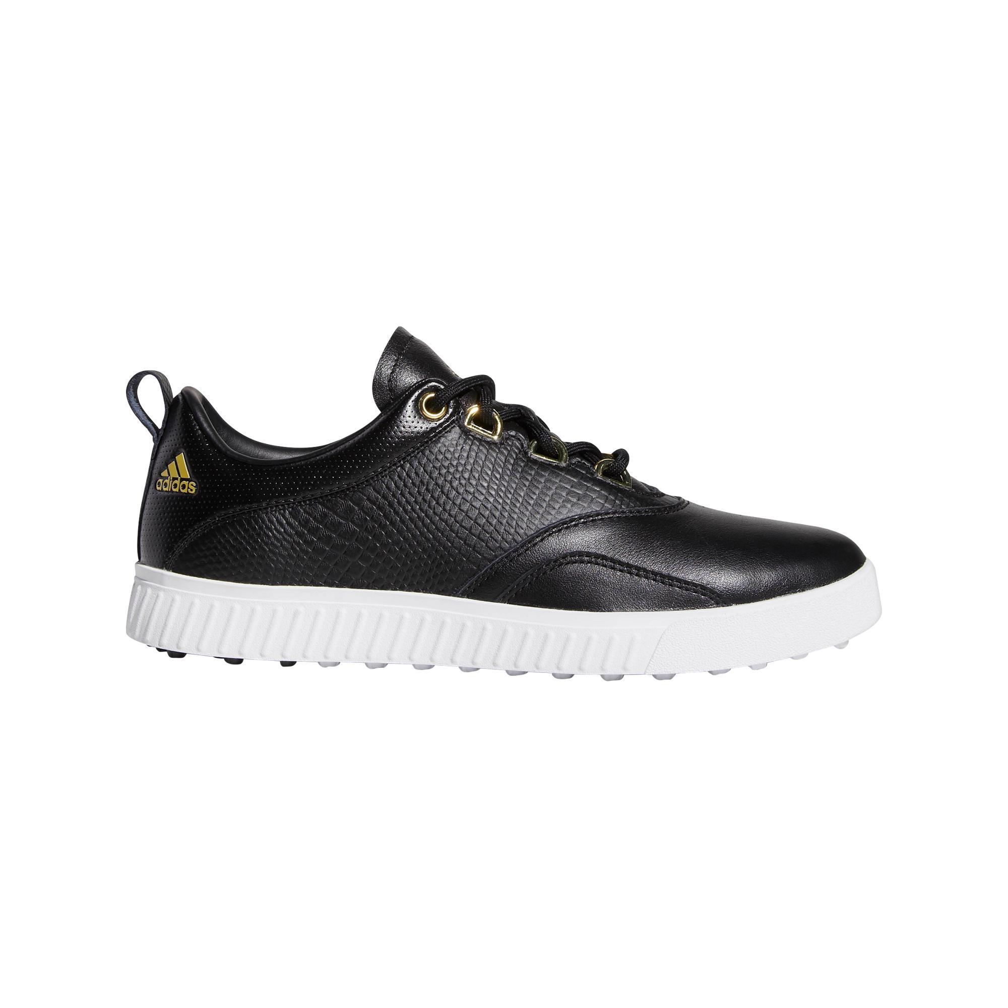 Chaussures Adicross PPF sans crampons pour femmes – Noir