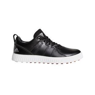 Chaussures Adicross PPF sans crampons pour juniors - Noir