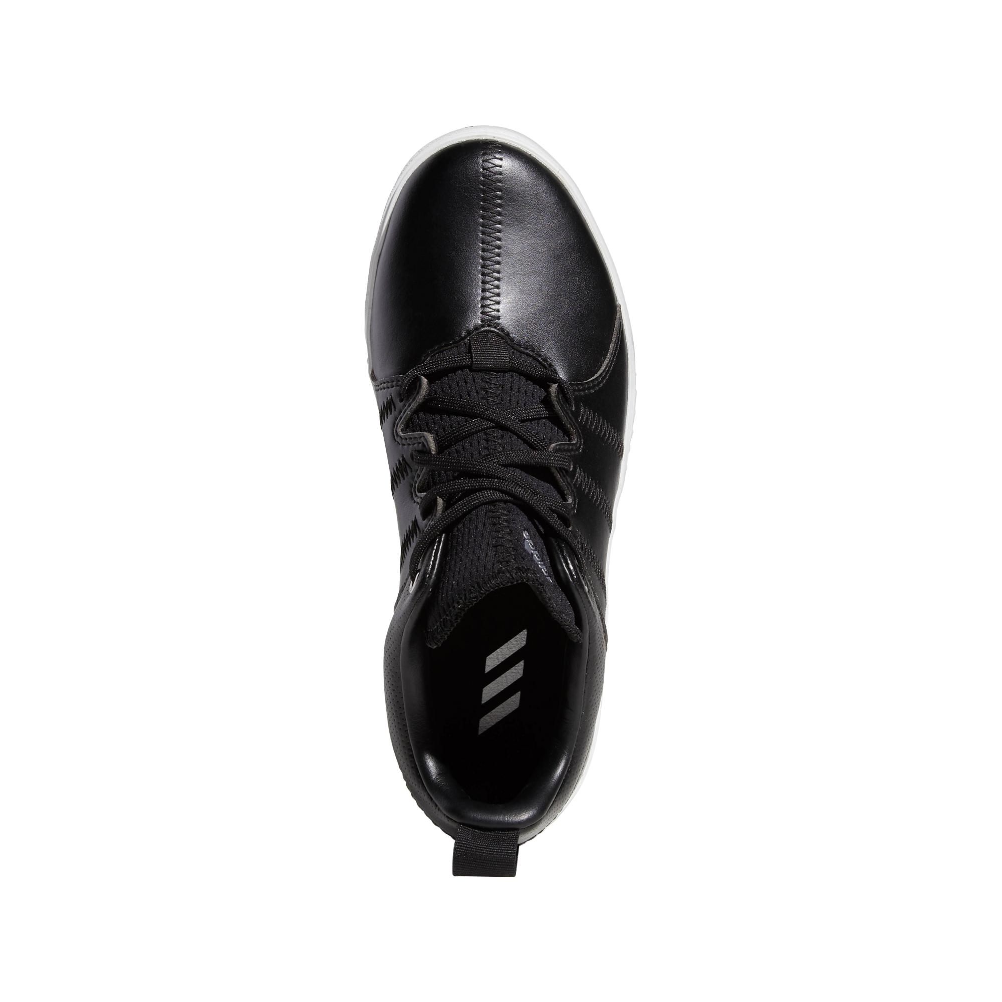 Junior Adicross PPF Spikeless Golf Shoe - Black