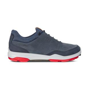 Men's Goretex Biom Hybrid 3 Nuback Spikeless Golf Shoe - Navy