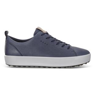 Men's Golf Soft Nubuck Spikeless Shoe - Blue