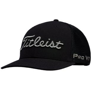 Men's Tour Snapback Mesh Cap