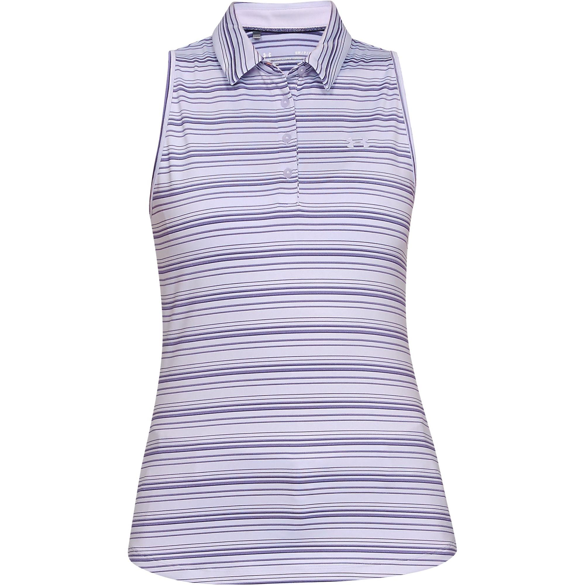 Women's Zinger Novelty Sleeveless Polo