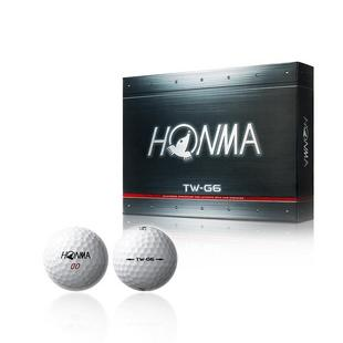 TW-G6 Golf Balls - White