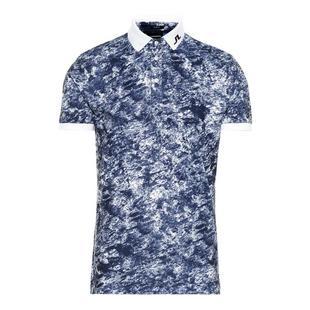 Men's Tour Tech Slim Camou Print Short Sleeve Shirt
