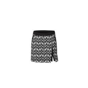 Jupe-pantalon Winnie à imprimé avec fente latérale pour femmes