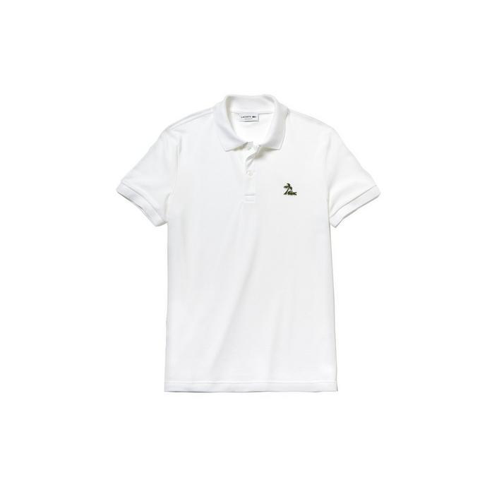 Men's Regular Fit Cotton Pique Short Sleeve Shirt