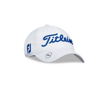 Women's Performance White Collection Cap