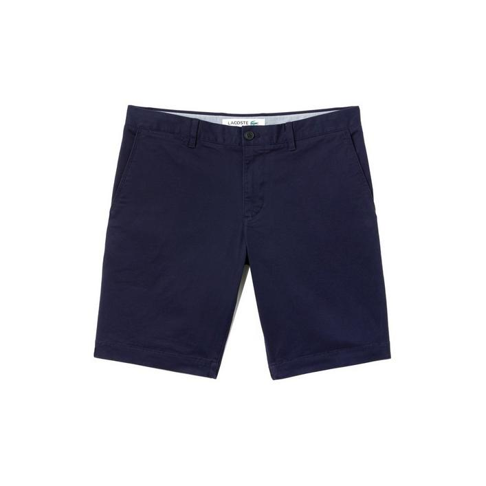 Men's Slim Fit Stretch Gabardine Shorts