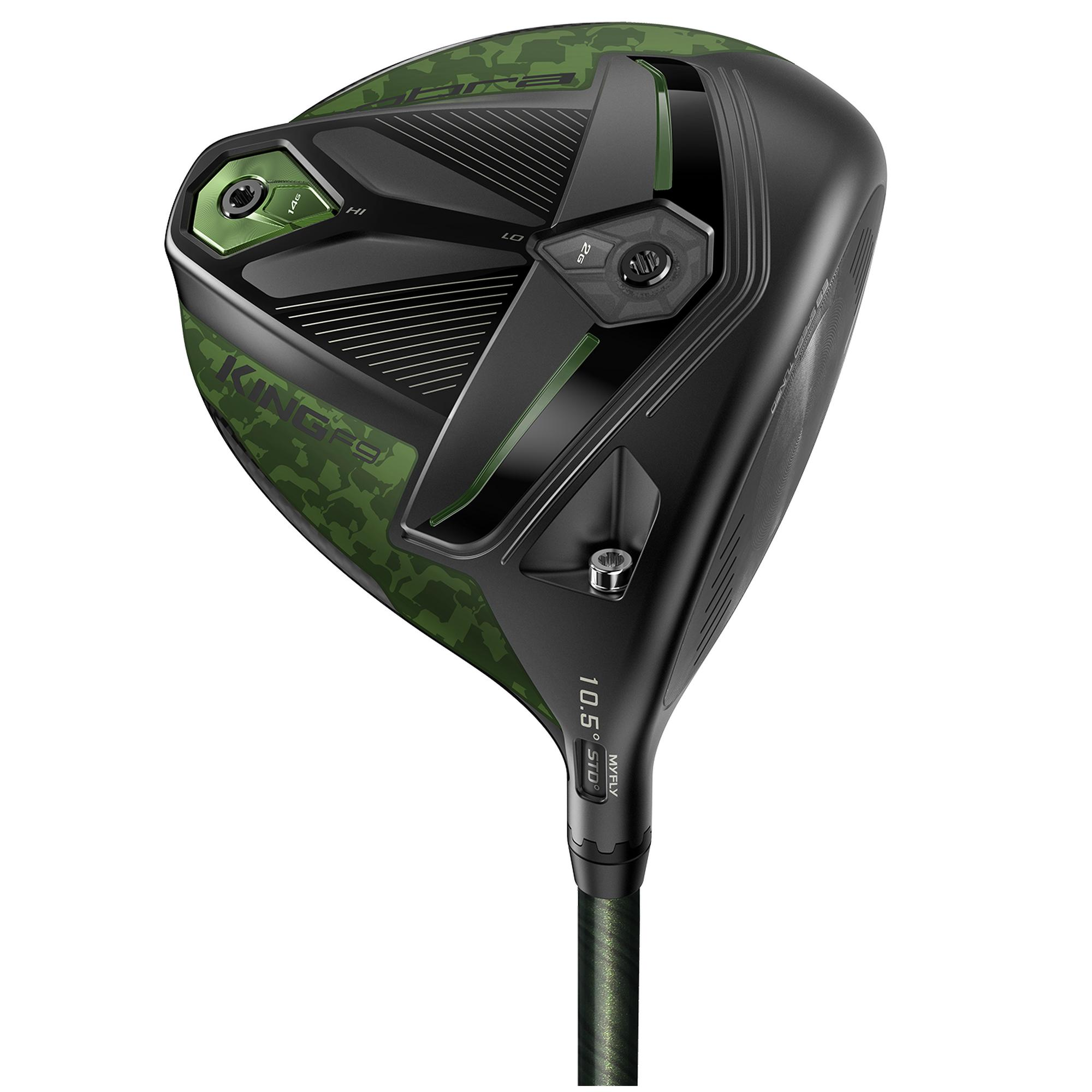 Limited Edition King F9 Driver - Green Camo
