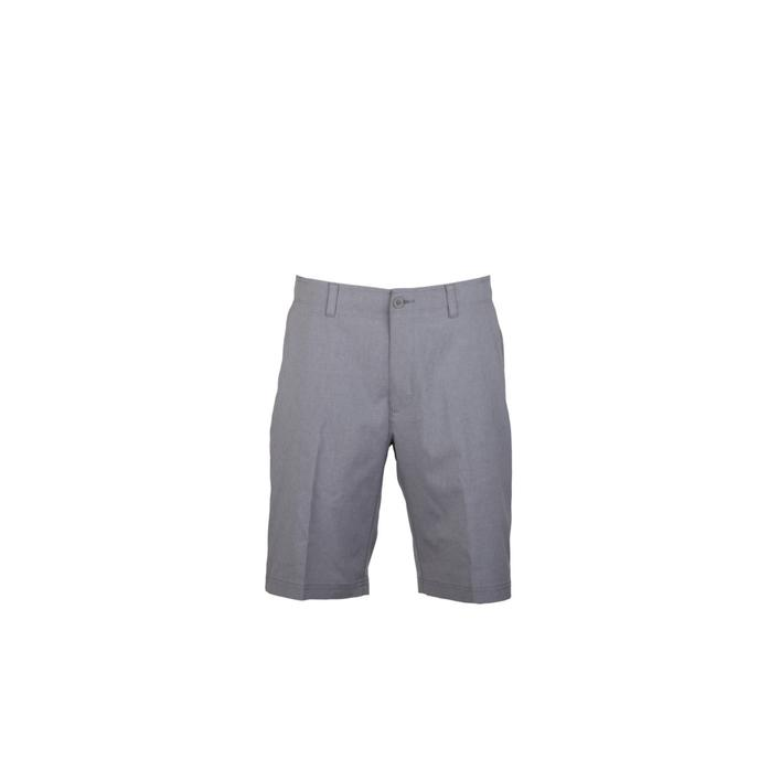 Men's Yarn Dye Heathered Short