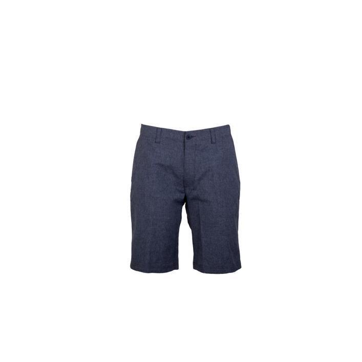 Men's Yarn Dye Heathered Short